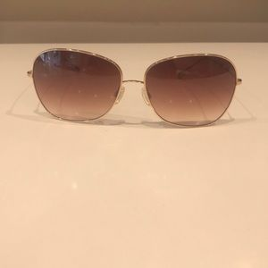 Oliver Peoples gradient Sunglasses